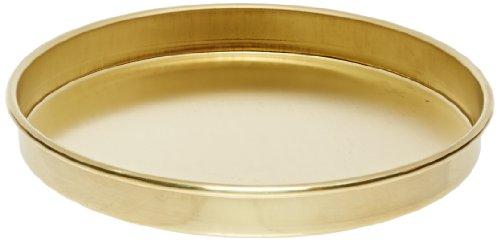 advantech-pb8h-brass-sieve-pan-half-height-8-diameter
