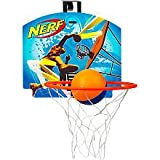 Nerf Sport Nerfoop Classic Basketball Set - Hangtime (Blue)