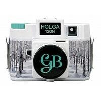 The Gretchen Bleiler Limited Edition Holga 120N Plastic Camera