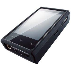 iBasso Audio HDP-R10用 シリコンジャケット HC-R10B