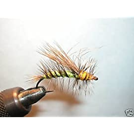 Stimulator Dry Fly for Fly Fishing #6 - 1 Dozen