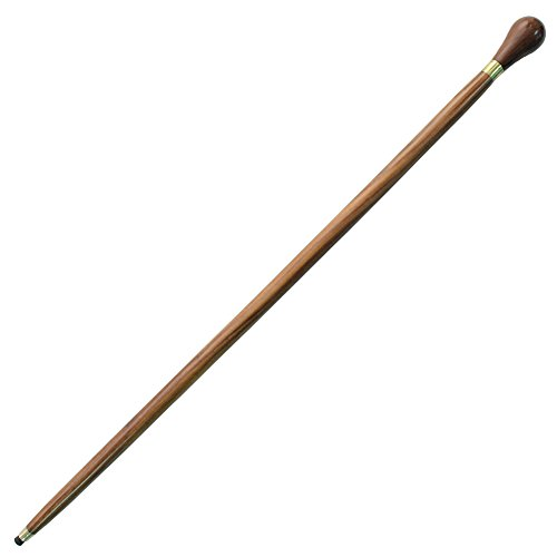 Sheesham Wood Knob Handle Walking Stick