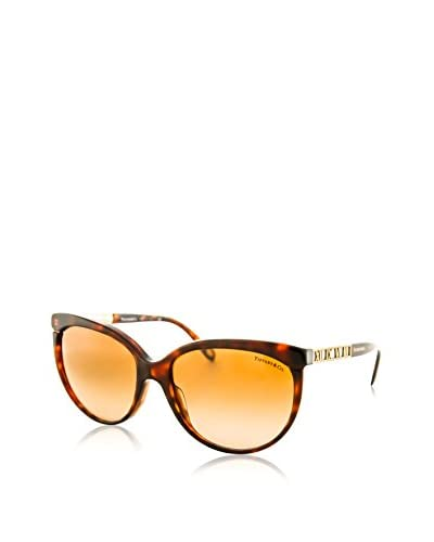 Tiffany Women's TF4097 Sunglasses, Havana