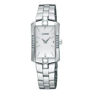 Lorus Ladies Analogue Metal Bracelet Strap Dress Watch RRW49DX9