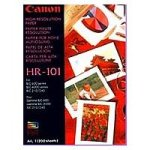 Canon HR-101N (A4) High Resolution Paper (50 Sheets); 1033A002 (1033A002)
