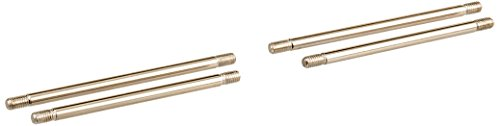 Iron Track Atomik RC Lower Hinge Pin Set for Iron Track Raider RC Monster Truck Vehicle, 4-Piece