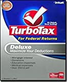 TurboTax 2007 Deluxe for Federal Returns