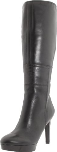 Rockport Women's Janae Boot Black Knee High Boot K58887 8 UK