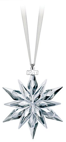Swarovski-2011-Annual-Edition-Crystal-Snowflake-Ornament