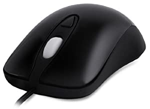SteelSeries Kinzu v2 Optical Gaming Mouse - Pro Edition - Glossy Black
