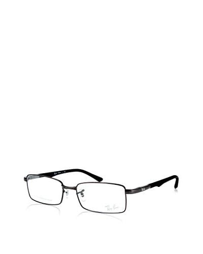Ray-Ban Rayban Optical Frames Rectangle Ruthenium Black