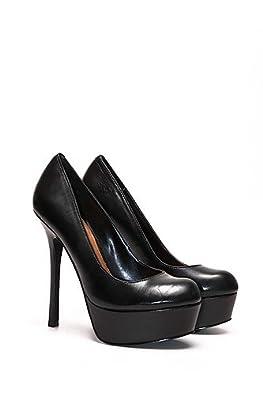 High-Heels-Pumps: Steve Madden High Heel Pumps Allyy Black Gr��e 40
