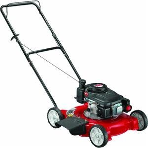 Yard Machines 11A-02JV000 20-Inch 139cc Powermore Mulch/Side Discharge Gas Powered Push Lawn Mower
