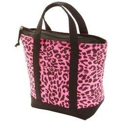 Pink Leopard Print Bedding front-326790