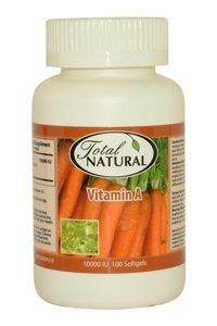 [12 Bottles] Vitamin A 10000Iu 100S - Eyes Helper Health Solution