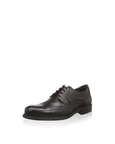 Lloyd Zapatos derby Marrón Oscuro