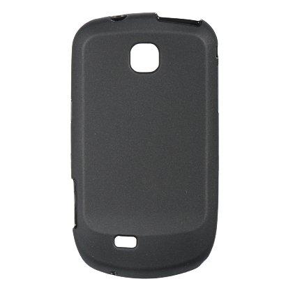 Black TPU Case Cover Skin for Samsung Galaxy Mini