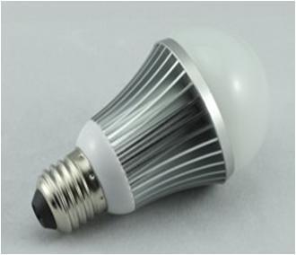 Glb 5 Watt E26 Standard Screw Base Led Light Globe Bulb 5Leds White, 50W Replacement For Incandescent Halogen Light Bulb