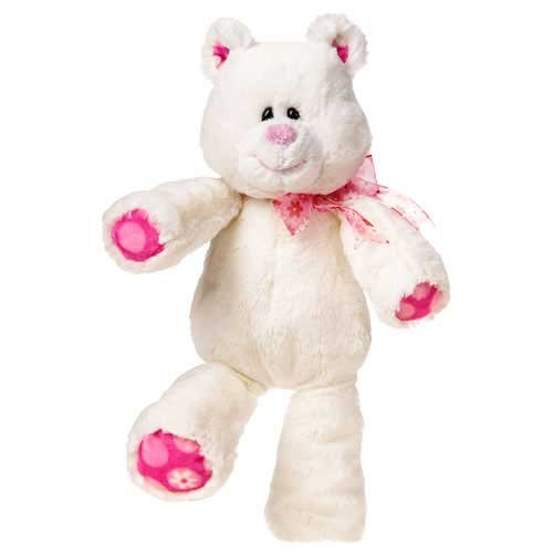 Mary Meyer Marshmallow Zoo Rosebud Bear 13