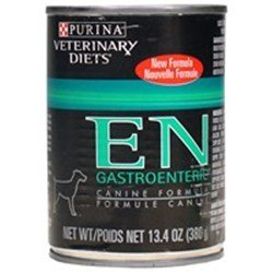 Purina EN Gastroenteric Dog Food 12 13.3-oz cans