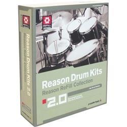 Propellerhead Reason Drum Kits 2 Refill ( Windows/Macintosh )
