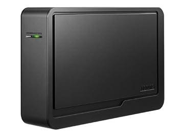 I-O DATA 東芝<レグザ>対応 USB 2.0/1.1接続 外付型ハードディスク 2TB HDC-EU2.0K [フラストレーションフリーパッケージ(FFP)]