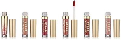 stila Sparkle All Night Stay All Day Liquid Lipstick and Glitterati Top Coat, 0.15 fl. oz.