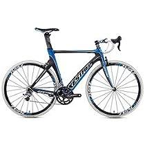 2012 Kestrel Tri Shimano Ultegra 60CM Bike 3125166360 Carbon Gloss/Blue