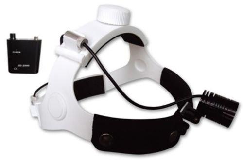 Dental Led Medical Head Light Lamp 1W Surgical Headlight Facula Adjustable By Superdental