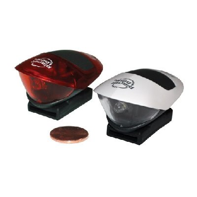 Planet Bike Spok Headlight/Tailight Bicycle Light Set - 3042-1