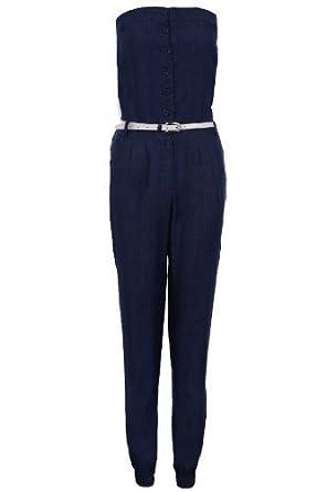 fantasia combinaison pantalon bustier mod le femme avec ceinture bouton avant vintage. Black Bedroom Furniture Sets. Home Design Ideas