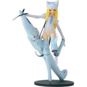 Mecha Musume: Mig60 1/8 Scale PVC Figure - Buy Mecha Musume: Mig60 1/8 Scale PVC Figure - Purchase Mecha Musume: Mig60 1/8 Scale PVC Figure (Mecha Musume, Toys & Games,Categories,Toy Figures & Playsets)
