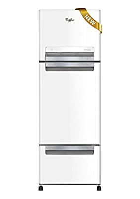 Whirlpool Fp 313D Royal Multi-door Refrigerator (300 Ltrs, Mirror White)