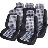 Kia Cee'D Universal Jacquard Seat Cover Set