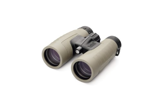 Bushnell NatureView 8 x 42mm Roof Prism Waterproof/Fogproof Binoculars, Tan