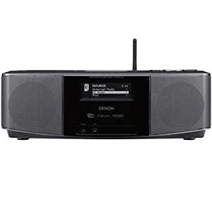 Amazon - Denon S-32 Wireless Internet Radio with iPod Dock - $99.99