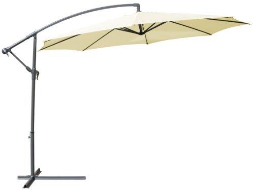 ampelschirm 350cm h he 255cm farbwahl sonnenschirm. Black Bedroom Furniture Sets. Home Design Ideas