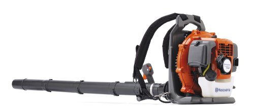 Husqvarna 965102208 130BT Backpack Blower, 29.5cc (Stihl Backpack Blower compare prices)