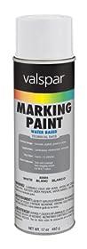 Valspar 82004 APWA White Marking Paint - 17 oz.