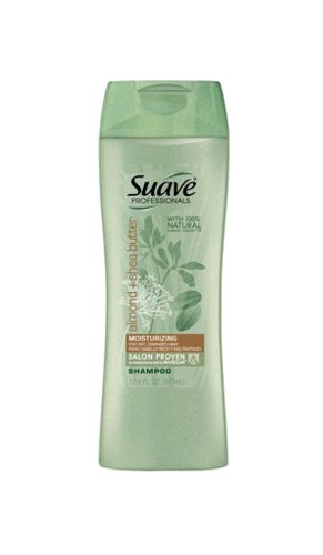 Suave Professionals Shampoo, Almond & Shea Butter