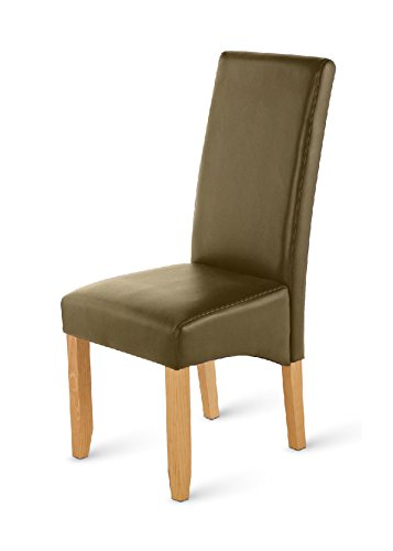 SAM-Esszimmer-Stuhl-Tom-in-muddy-mit-buche-farbenen-Beinen-angenehme-Polsterung-Stuhl-pflegeleicht-teilzerlegt-Auslieferung-durch-Paketdienst