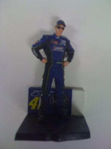 "Nascar Winner's Circle-#48 Jimmie Johnson 3"" Figure - 1"