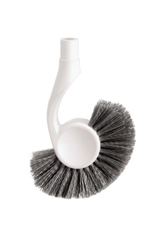simplehuman Toilet Brush Replacement Brush Head, White (Toilet Brush Head Replacement compare prices)