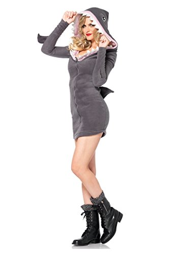 ハロウィン 仮装 COZY シャーク サメ 鮫 ジョーズ レディス 大人 女性 レディース 衣装 変装 ハロウィーン イベント パーティ 並行輸入品