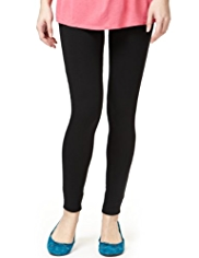 M&S Collection Stretch Leggings with Modal