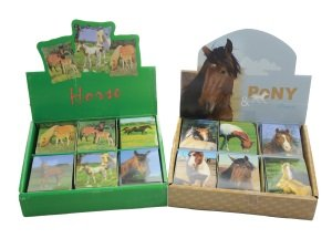 Horse & Pony Notepads - Pferde (Horse) x1