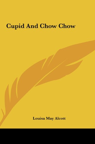 Cupid And Chow Chow