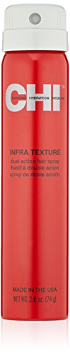 CHI Infra Texture Dual Action Hairspray, 2.6 fl. oz.