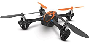 Traxxas QR-1 Quadcopter With Free Extra Flight Battery ORANGE