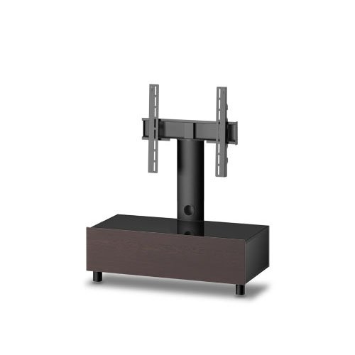 Sonorous Neo Troy Cantilever TV Stand for Up to 42 inch TVs - Graphite
